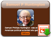 Samuel P Huntington Quotes | RM.