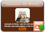 Jacques de Molay quotes and quotes by Jacques de Molay - Page : 1