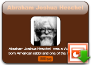 Abraham Joshua Heschel quotes and quotes by Abraham Joshua Heschel ...