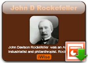 a biography of john d rockefeller an american petroleum industrialist American industrialist and philanthropist,  and the rockefeller foundation john d rockefeller was born on july 8,  the american petroleum industry.
