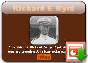 Richard E Byrd quotes and quotes by Richard E Byrd - Page : 1