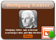 an introduction to the life of wolfgang kohler a gestalt psychologist This module provides an introduction and overview of the historical development of the science  wolfgang kohler (1887–1967), and  history of psychology, 3,.