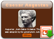Caesar Augustus quotes and quotes by Caesar Augustus - Page : 1