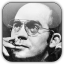 Quotations by Hunter S Thompson