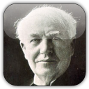 Quotations by Thomas A Edison