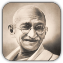 Quotations by Mohandas Ghandi