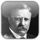 Quotations by Teddy Roosevelt