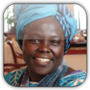 Quotations by Wangari Maathai