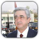 Quotations by Serzh Sargsyan