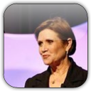 Quotations by Carrie Fisher