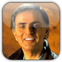 Quotations by Carl Edward Sagan