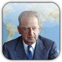 Quotations by Dag Hammarskjold