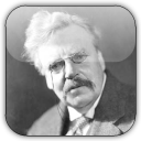 Quotations by Gilbert Keith Chesterton
